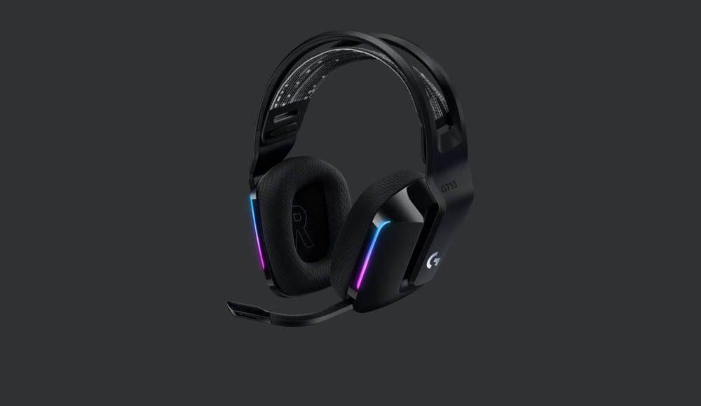 Logitech G733 Announced