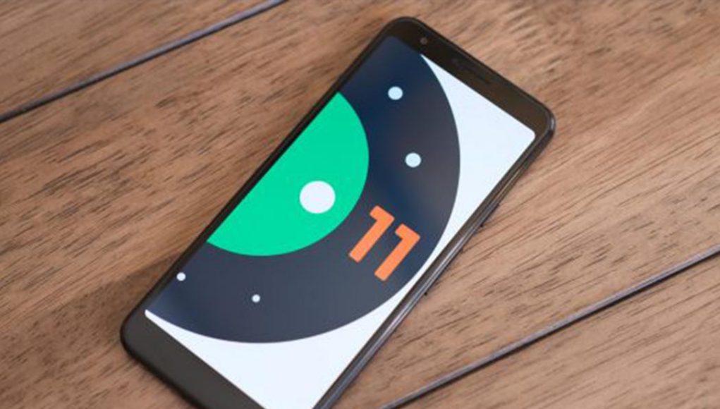 Android 11 Beta starting