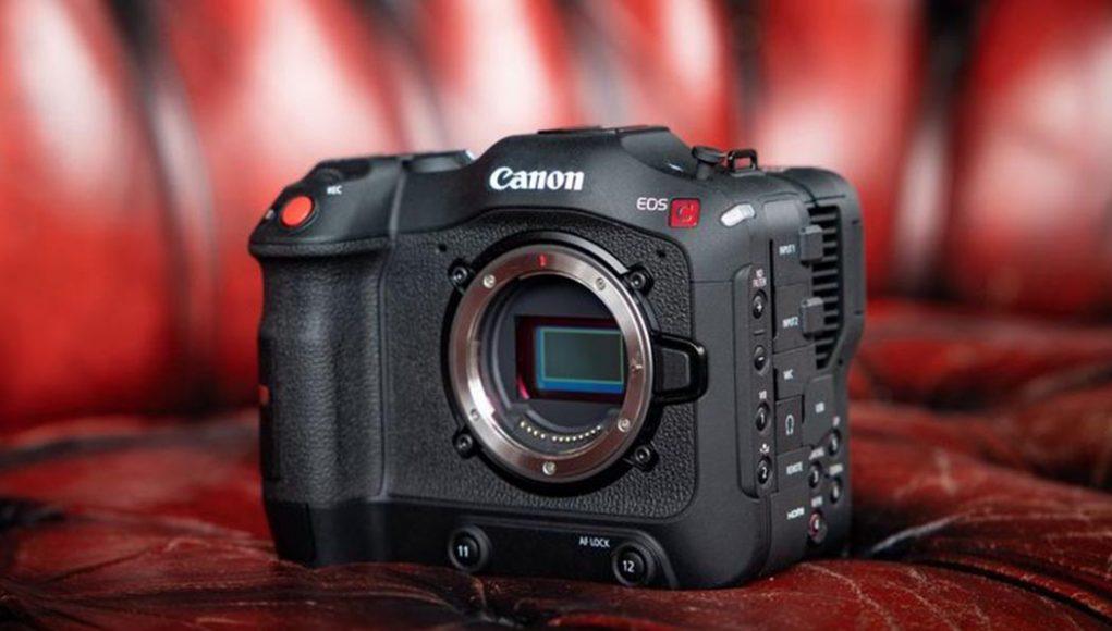 Canon Premiers EOS C70 Cinema Camera