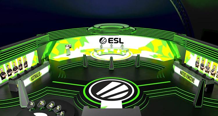 ESL CSGO 2021 Esports