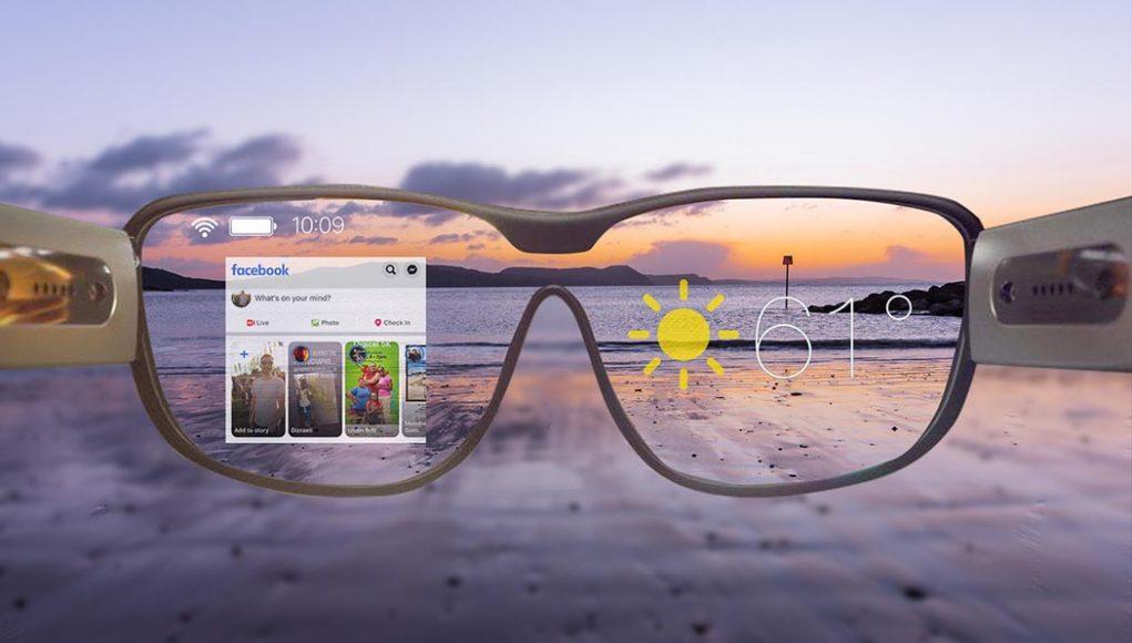 Facebook AR Smart Glasses