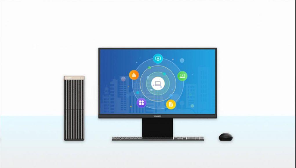 Huawei Enters PC Market