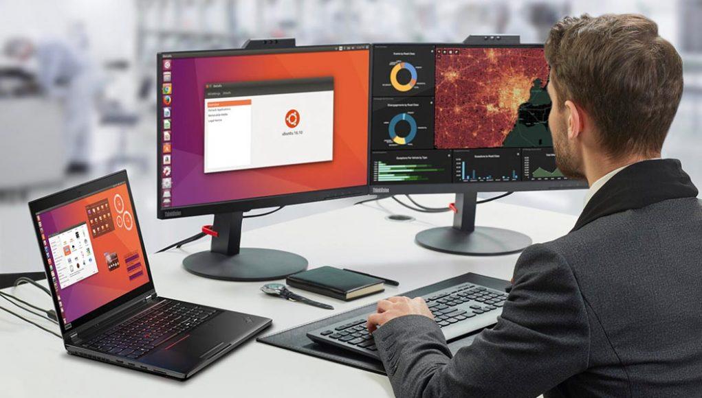 OEM Ubuntu PCs From Lenovo