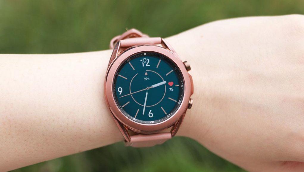 Samsung Galaxy Watch 3 announced