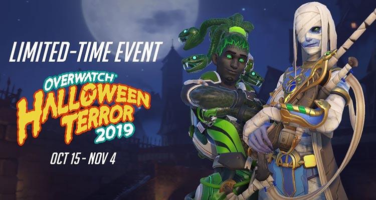 Overwatch Halloween Terror event